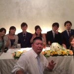 2015.07.04 Akikazu & Ayaka Wedding Party in ENOTECA