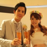 2016.06.05 Hamura Wedding Party in CANTINA