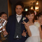 2015.11.14 Matsuura Wedding Party in HANABI