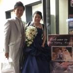 2015.10.11 Taguchi Wedding in HANABI