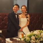 2016.11.19 Mizumura Wedding Party in HANABI