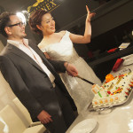 2015.04.05 Koumei&Yukari Wedding (横浜ANNEX)