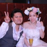2016.09.24 Saitou Wedding Party in HANABI